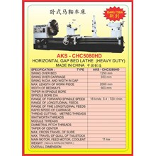 MESIN BUBUT Heavy Duty Horizontal Lathe CHC5080KD