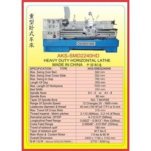 MESIN BUBUT Heavy Duty Horizontal Lathe SMD2240HD