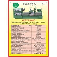 MESIN BUBUT Heavy Duty Horizontal Lathe TI2560HD