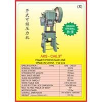 MESIN PRESS Power Press CA6.3T 1