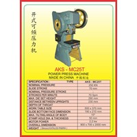 MESIN PRESS Power Press MC25T 1