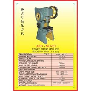 MESIN PRESS Power Press MC25T