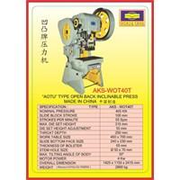 MESIN PRESS Power Press WOT40T 1
