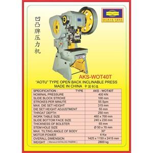 MESIN PRESS Power Press WOT40T