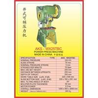 MESIN PRESS Power Press WX25TBC 1