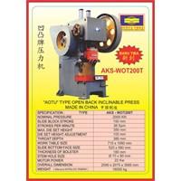 MESIN PRESS Power Press WOT200T 1