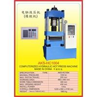 MESIN PRESS Hydraulic Hot Press HC1004 1