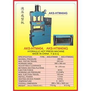 MESIN PRESS Hydraulic Hot Press HTM404