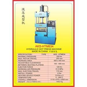 MESIN PRESS Hydraulic Hot Press HTM634