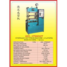 MESIN PRESS Hydraulic Hot Press HTM4042T