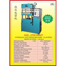 MESIN PRESS Hydraulic Hot Press HTM10042T