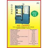 MESIN PRESS Hydraulic Hot Press LING5042T 1