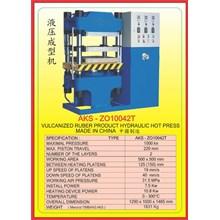 MESIN PRESS Hydraulic Hot Press ZO10042T