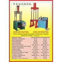 MESIN PRESS Four Column Hydraulic Press DH154TSA 1