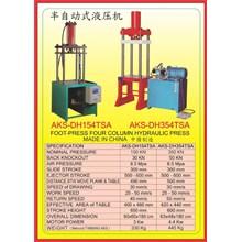 MESIN PRESS Four Column Hydraulic Press DH154TSA