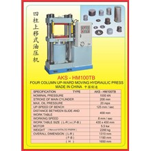 MESIN PRESS Four Column Hydraulic Press HM100TB