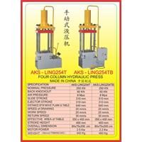MESIN PRESS Four Column Hydraulic Press LING254T 1