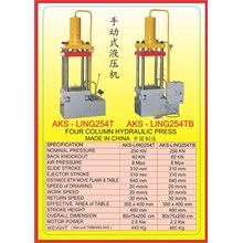 MESIN PRESS Four Column Hydraulic Press LING254T