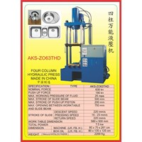 MESIN PRESS Four Column Hydraulic Press ZO63THD 1