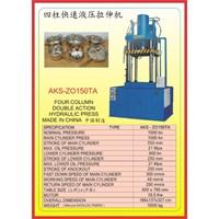 MESIN PRESS Four Column Double Action Press ZO150TA 1