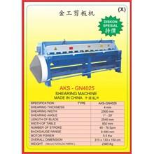 ALAT ALAT MESIN Electric Shearer GN4025