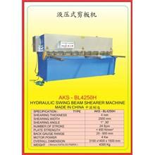 ALAT ALAT MESIN Hydraulic Shearer BL4250H