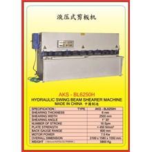ALAT ALAT MESIN Hydraulic Shearer BL6250H