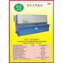 ALAT ALAT MESIN Hydraulic Shearer BL8250H