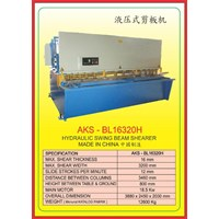 ALAT ALAT MESIN Hydraulic Shearer BL16320H 1