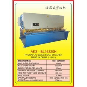 ALAT ALAT MESIN Hydraulic Shearer BL16320H