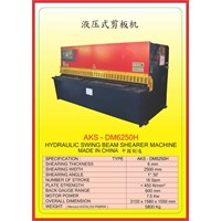 ALAT ALAT MESIN Hydraulic Shearer DM6250H 1
