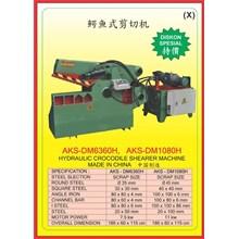 ALAT ALAT MESIN Hydraulic Shearer DM6360H