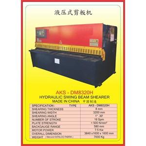 ALAT ALAT MESIN Hydraulic Shearer DM8320H