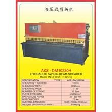ALAT ALAT MESIN Hydraulic Shearer DM10320H