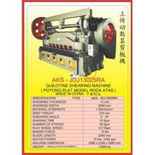 ALAT ALAT MESIN Hydraulic Shearer JDJ3025RA