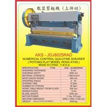 ALAT ALAT MESIN Hydraulic Shearer JDJ8025RAD