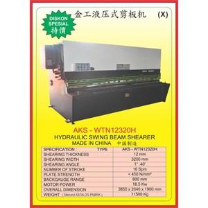 ALAT ALAT MESIN Hydraulic Shearer WTN12320H