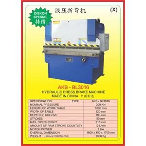 Mesin Press Press Brake BL3016