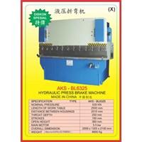 Mesin Press Press Brake BL6325 1