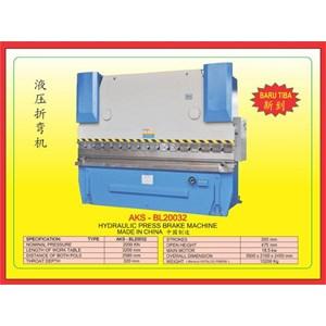 Mesin Press Press Brake BL20032