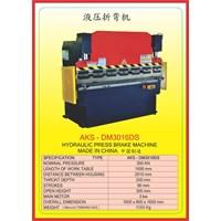 Mesin Press Press Brake DM3016DS 1