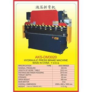 Mesin Press Press Brake DM3020