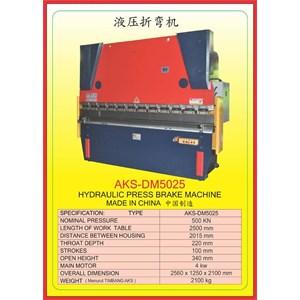 Mesin Press Press Brake DM5025