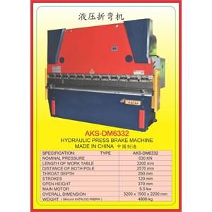 Mesin Press Press Brake DM6332