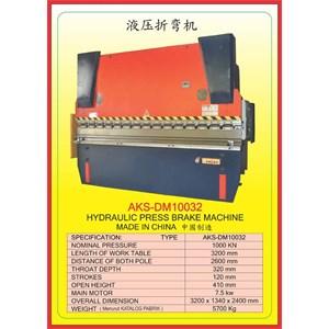 Mesin Press Press Brake DM10032