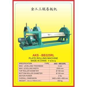ALAT ALAT MESIN Rolling Machine BB325RL