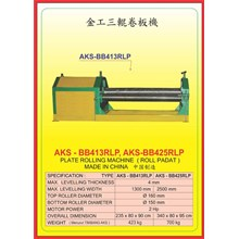 ALAT ALAT MESIN Rolling Machine BB413RLP