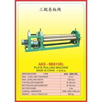 ALAT ALAT MESIN Rolling Machine BB613RL 1