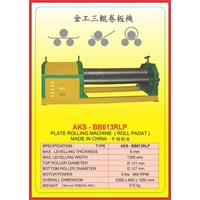 ALAT ALAT MESIN Rolling Machine BB613RLP 1