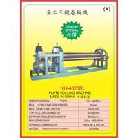 ALAT ALAT MESIN Rolling Machine NH4025RL